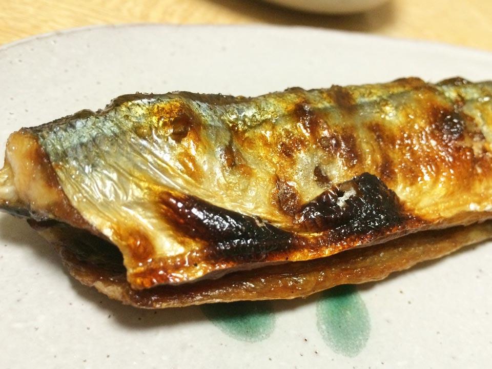 日本秋のソウルフードと言えば秋刀魚(さんま)